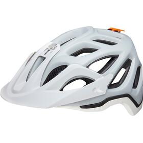 KED Trailon Kask rowerowy szary/biały